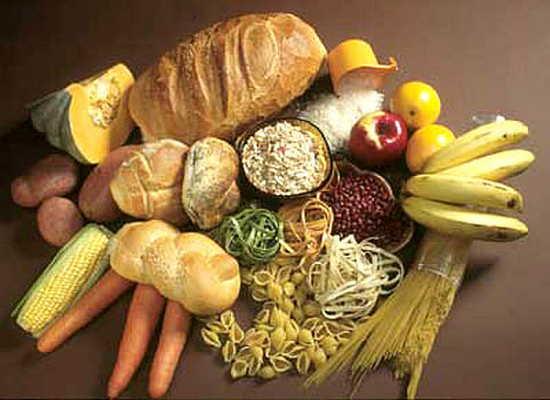 karbonhidratlı besinler