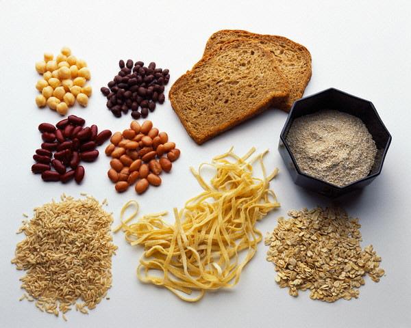 Karbonhidrat bulunduran besinler