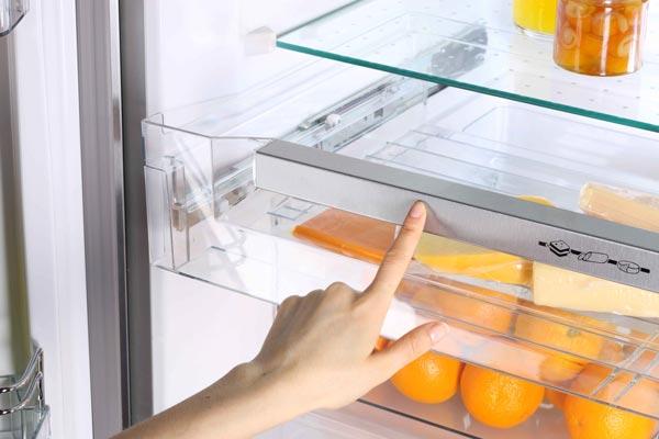 Buzdolabındaki Besinler