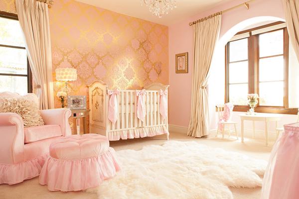 değişik bebek odası tasarımları