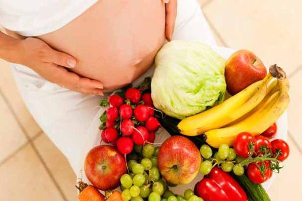 Hamile Anneler Nasıl Beslenir