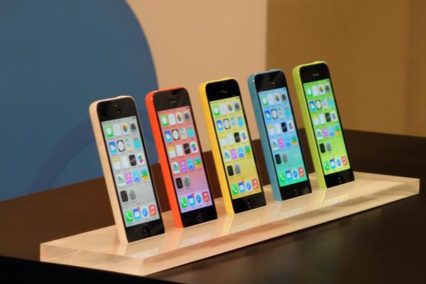 iphone 5s trend