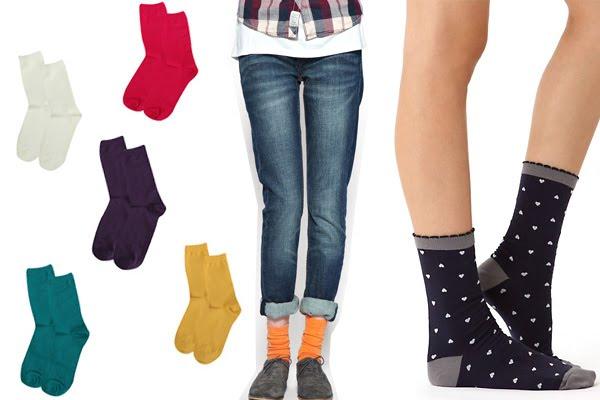 çorap seçimi