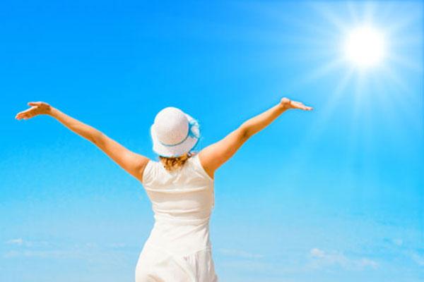 güneş ışığından faydalanmak