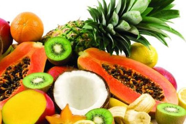 meyve tüketimi