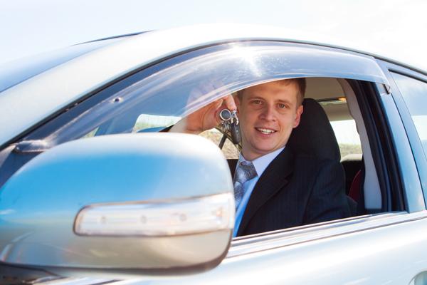 kiralık araç seçimi
