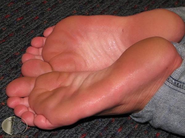 ayak terlemesi