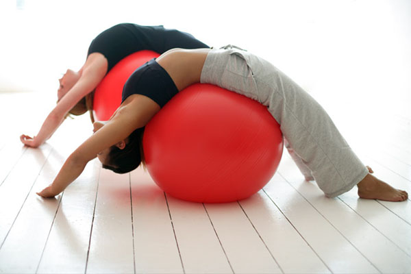 pilates egzersizi
