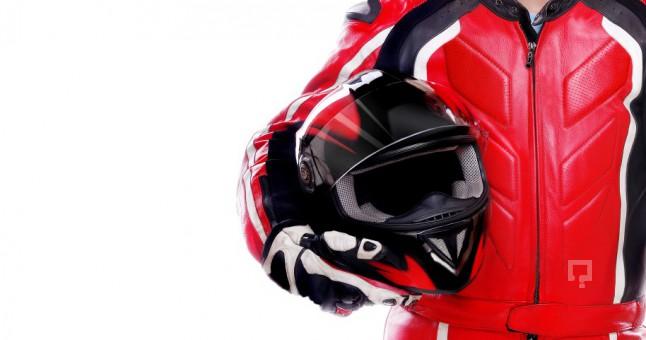 motorcu kıyafeti