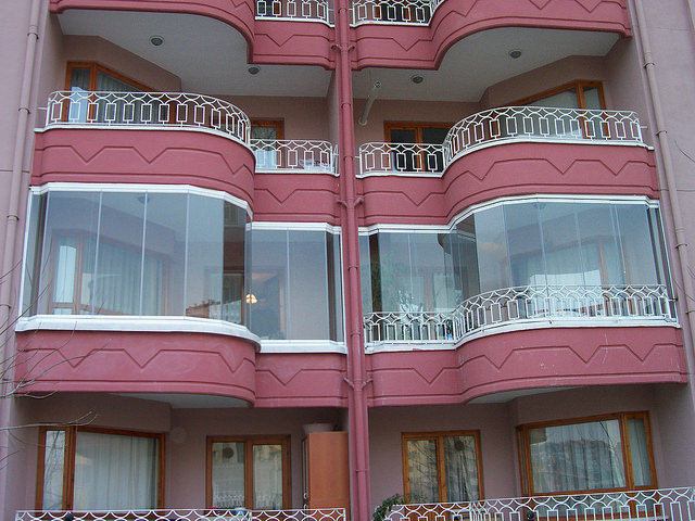 cam balkon ısı yalıtımı