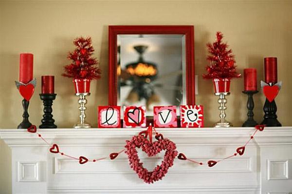 romantik dekor