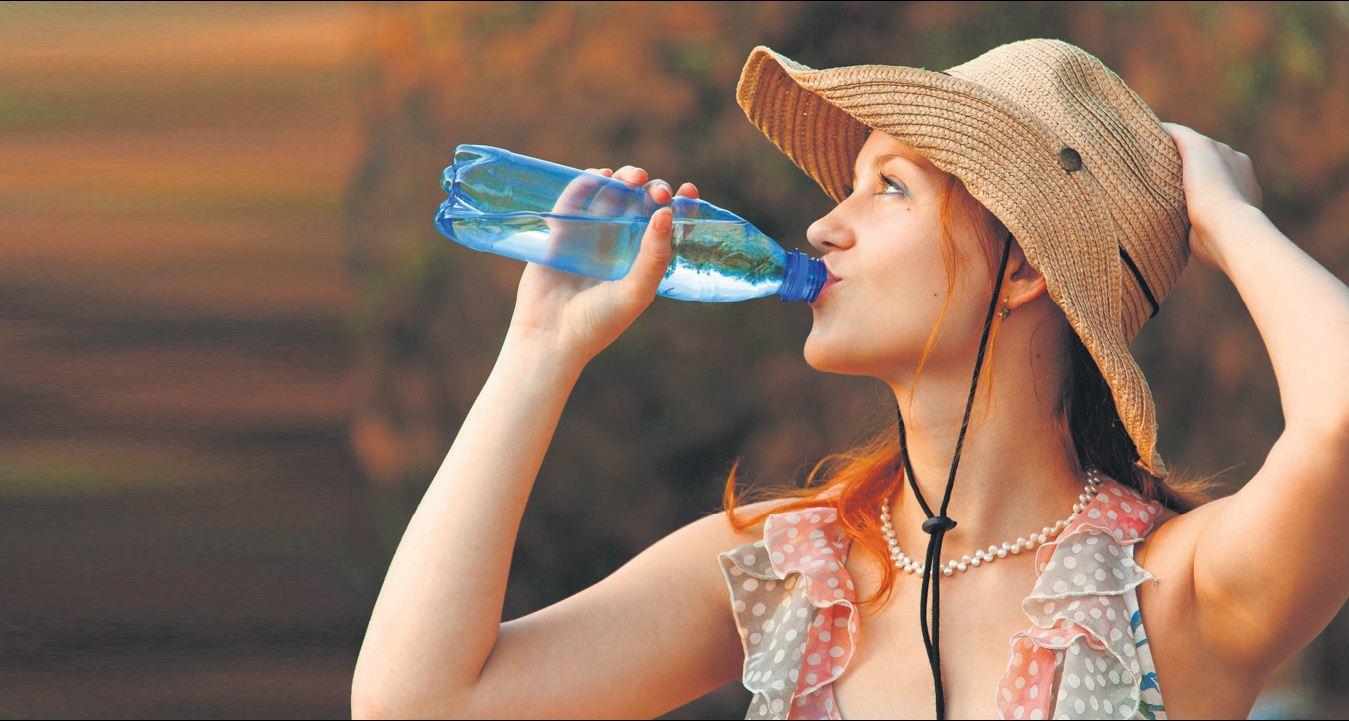 su ile zayıflama