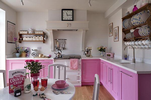 renkli mutfak
