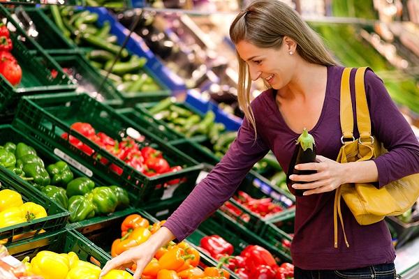 sağlıklı yiyecekler seçin