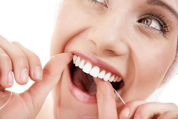 diş bakımı yapmak