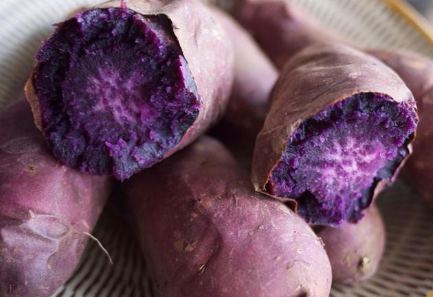 mor patates nedir