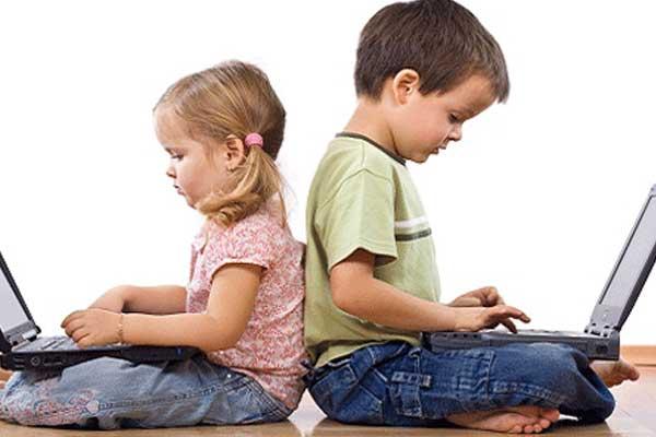 çocuk ve bilgisayar