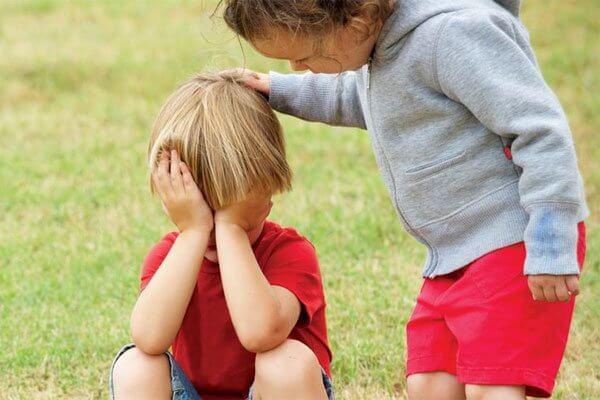 çocuklarda duygu