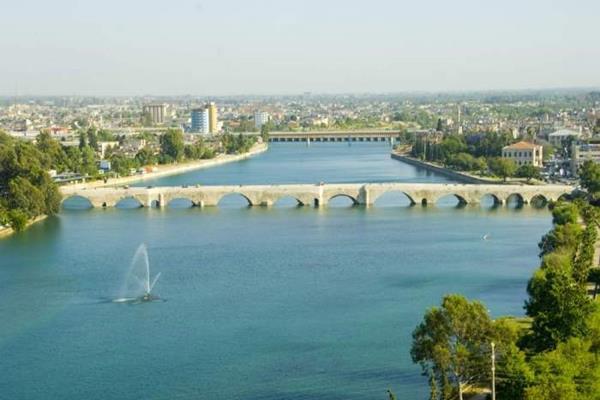 seyhan nehri