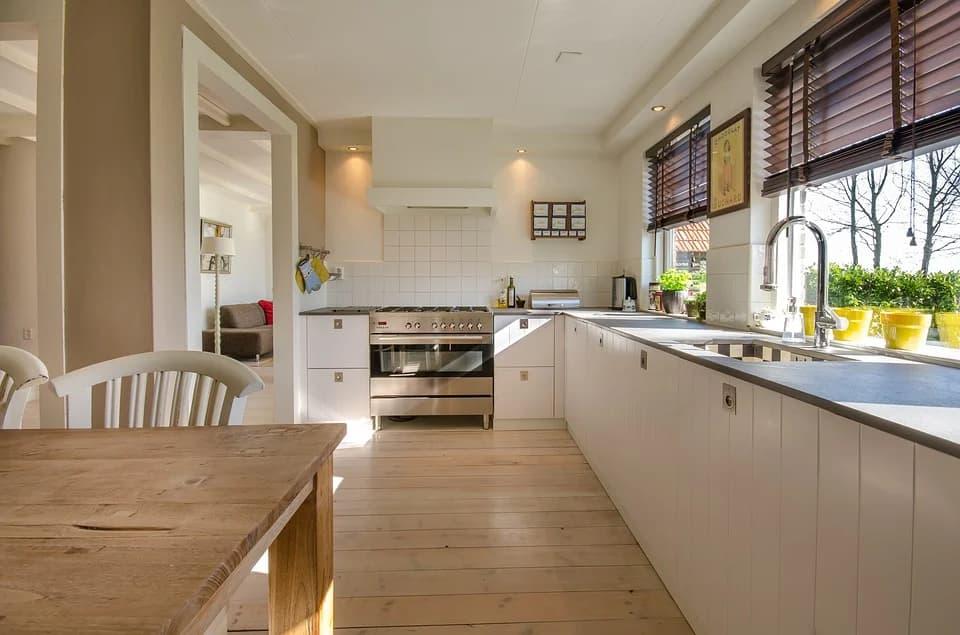 Mutfak Nasıl Temizlenir